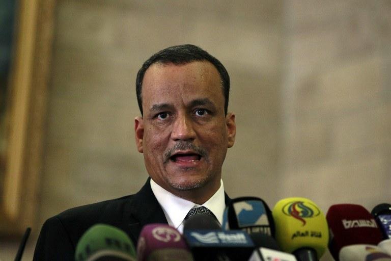 Rozejm ogłosił w marcu wysłannik ONZ ds. Jemenu Ismail uld Szejk Ahmed (na zdj.) /MOHAMMED HUWAIS / AFP /AFP