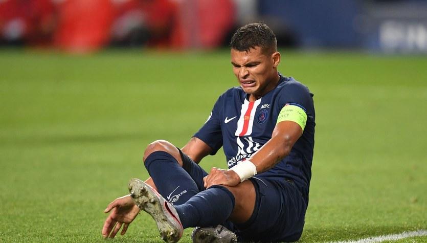 Rozgoryczony Thiago Silva ujawnił kulisy pożegnania z Paris Saint-Germain