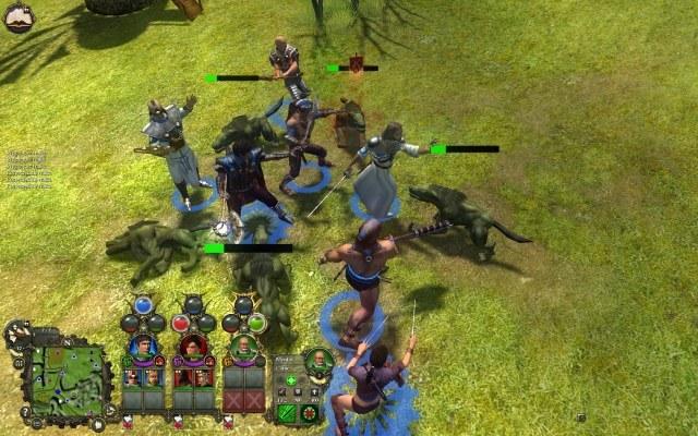 Rozgrywka polega na budowaniu drużyn pod kątem kolejnych grup wroga /INTERIA.PL