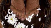 Rozgrzej stopy