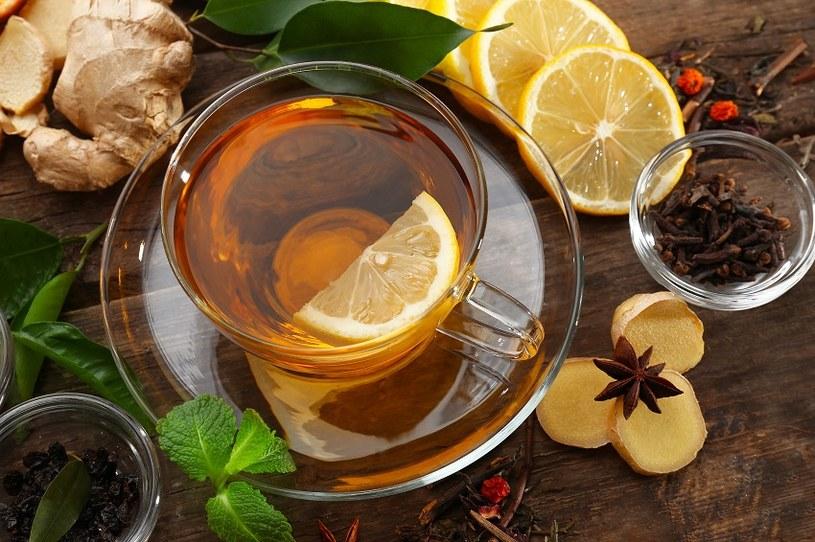 Rozgrzewająca herbata /materiały prasowe