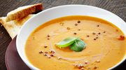 Rozgrzewająca zupa dyniowa