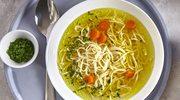Rozgrzewające zupy w kolorach jesieni