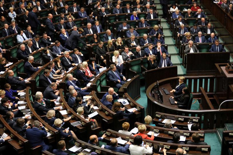 Rozkład sił w Sejmie mógł wyglądać zupełnie inaczej / Jakub Kamiński    /East News