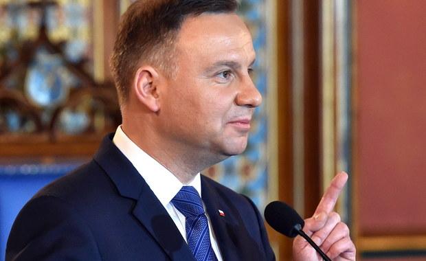 Rozmowa telefoniczna Duda-Macron. Prezydent liczy na reset w stosunkach polsko-francuskich