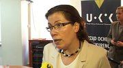 Rozmowa z reportera RMF FM z prezesem Urzędu Ochrony Konkurencji i Konsumentów Małgorzatą Krasnodębską-Tomkiel