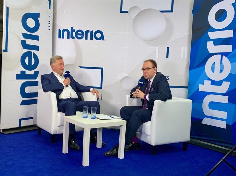 Rozmowa z Ryszardem Pieńkowskim, właścicielem Grupy INFOR /INTERIA.PL