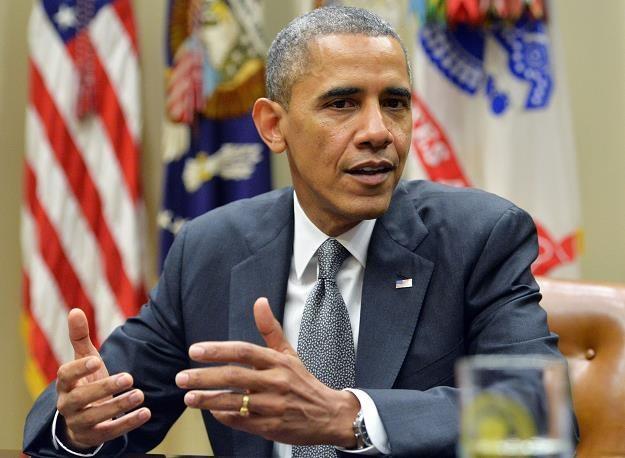 Rozmowy Baracka Obamy i Republikanów nt. budżetu USA wciąż bez porozumienia /AFP