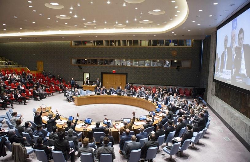 Rozmowy na temat zawieszenia broni w Syrii /RICK BAJORNAS  /EPA