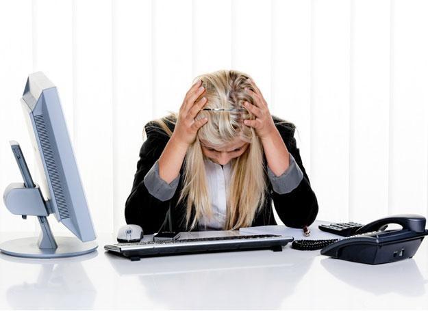 Różnego rodzaju wpadki i gafy w pracy zdarzają się nawet najbardziej odpowiedzialnym pracownikom /© Panthermedia