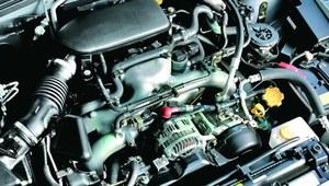 Różnica w benzynowych silnikach Subaru