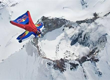 Rozov nad wulkanem. Fot.: Red Bull /materiały prasowe