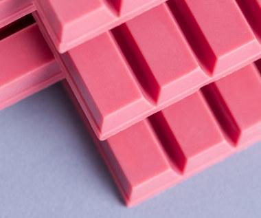Różowa czekolada: Naturalny kolor i orzeźwiający smak