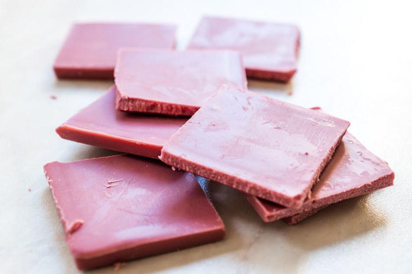 Różowa czekolada /©123RF/PICSEL