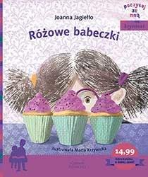 Różowe Babeczki - kryminał dla dzieci /materiały prasowe