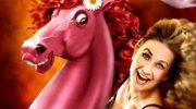 Różowe konie Aldony Jankowskiej