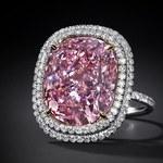 Różowy diament może zostać sprzedany za rekordową cenę