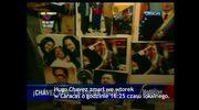 Rozpacz Wenezuelczyków po śmierci Chaveza