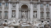 Rozpada się rzymska Fontanna di Trevi