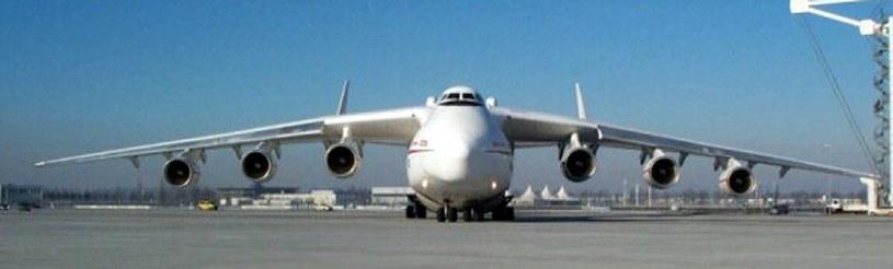 Rozpiętość skrzydeł M-225 robi wrażenie /Wikipedia