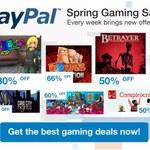 Rozpoczął się ósmy - ostatni tydzień PayPal Gaming Sale