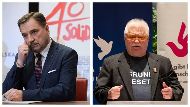 Rozpoczął się proces w sprawie Piotra Dudy i Lecha Wałęsy /HAYOUNG JEON/Marcin Obara /PAP/EPA