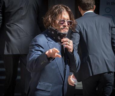 Rozpoczął się proces ws. zniesławienia Johnny'ego Deppa