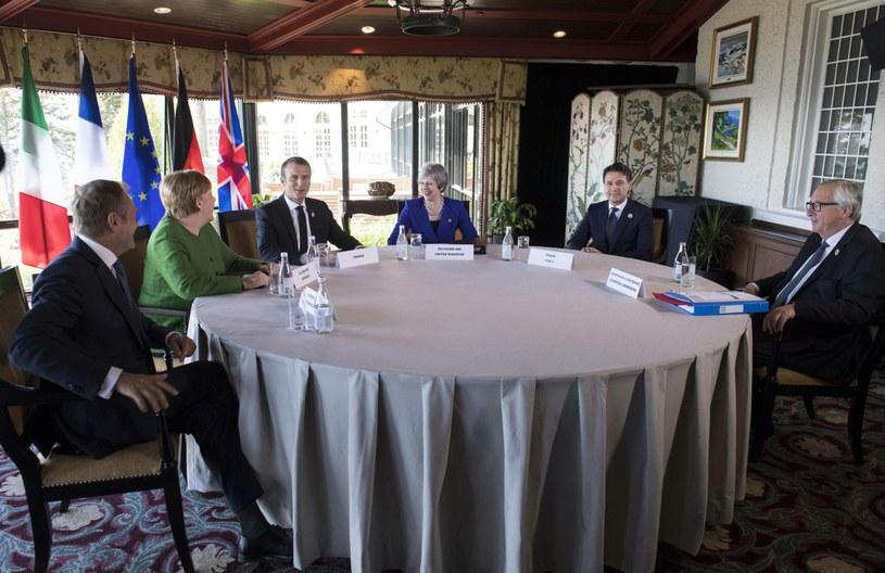 Rozpoczął się szczyt G7 /FILIPPO ATTILI /PAP/EPA