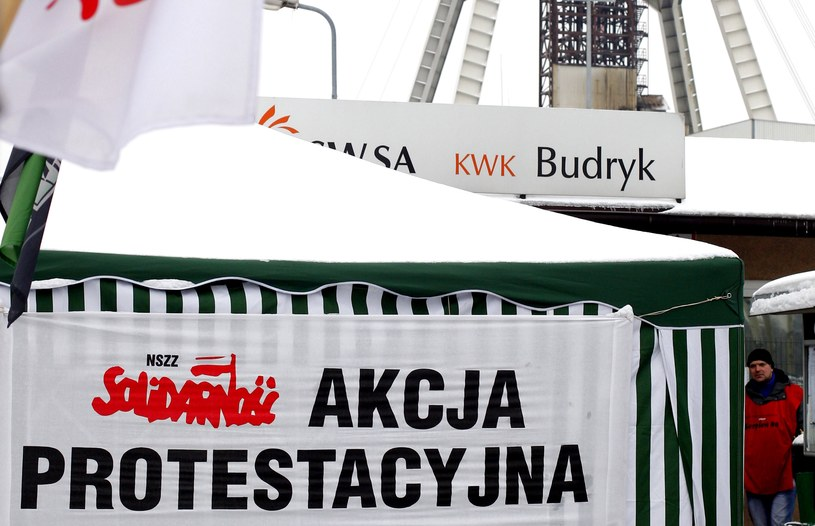 Rozpoczęcie strajku zostało poprzedzone referendum ws. akcji protestacyjnej /Andrzej Grygiel /PAP