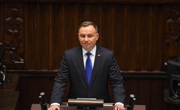 Rozpoczęła się druga kadencja Andrzeja Dudy. Prezydent wygłosił orędzie