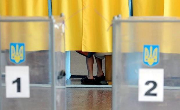 Rozpoczęły się wybory prezydenckie na Ukrainie
