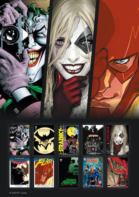 Rozpocznij przygodę z uniwersum DC Comics! /INTERIA.PL/materiały prasowe