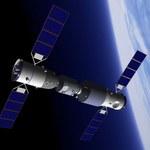 Rozpoczyna się deorbitacja stacji Tiangong-1