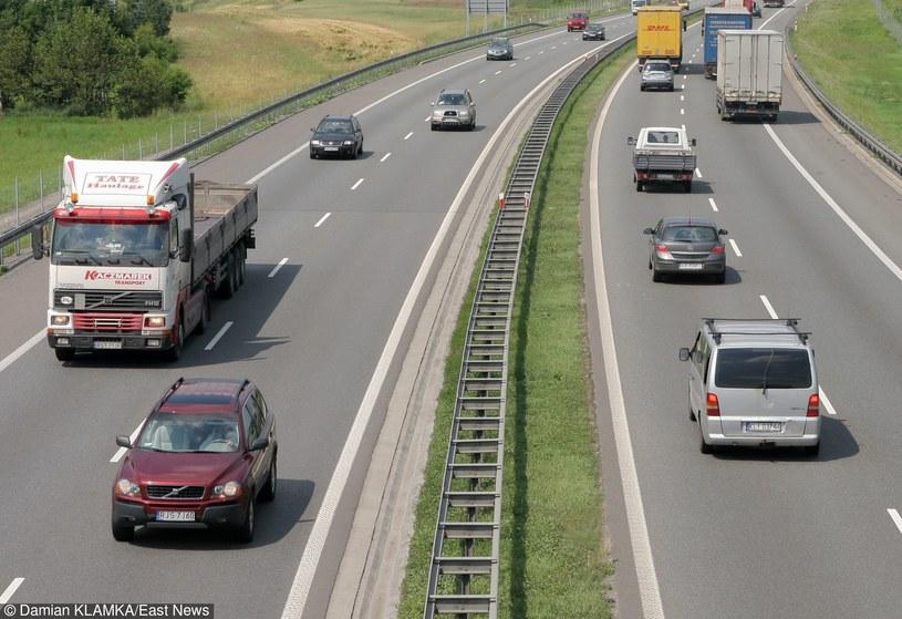 Rozpoczyna się remont autostrady A4 /Damian Klamka /Reporter