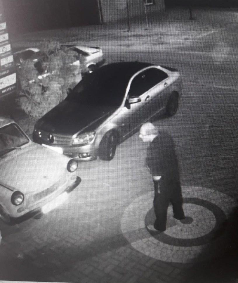 Rozpoznajesz tego mężczyznę? /Policja