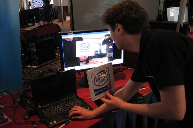 Rozpoznawanie twarzy. Technologia nie jest nowa, ale Intel pracuje nad jej udoskonaleniem. /INTERIA.PL