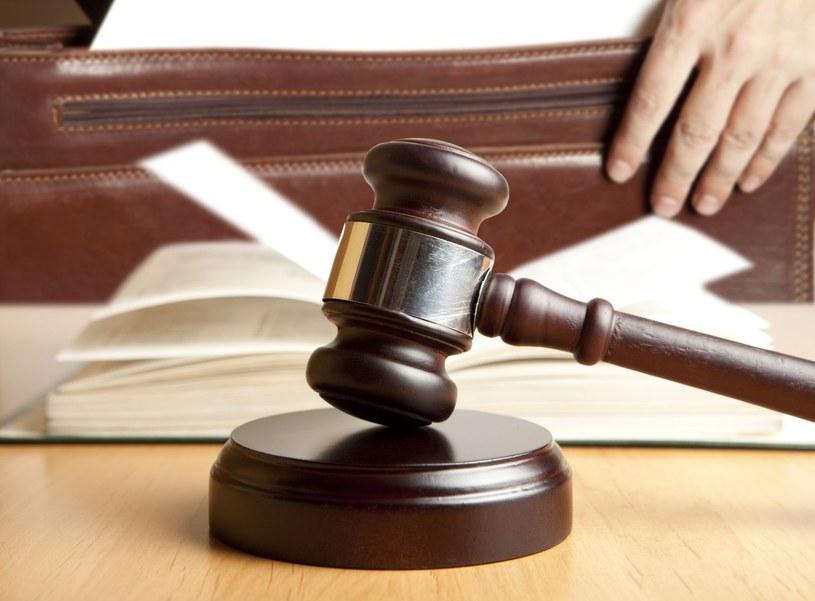 Rozprawa będzie niejawna /123RF/PICSEL