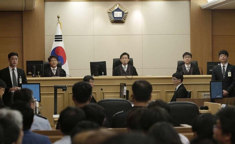 Rozprawa sądu ws. katastrofy promu. Zdj. ilustracyjne /AFP