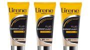Rozświetlające fluidy Lirene