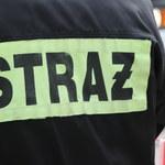 Rozszczelniony gazociąg w Katowicach. Ewakuowano 80 osób