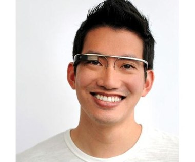 Rozszerzona rzeczywistość w okularach Google'a