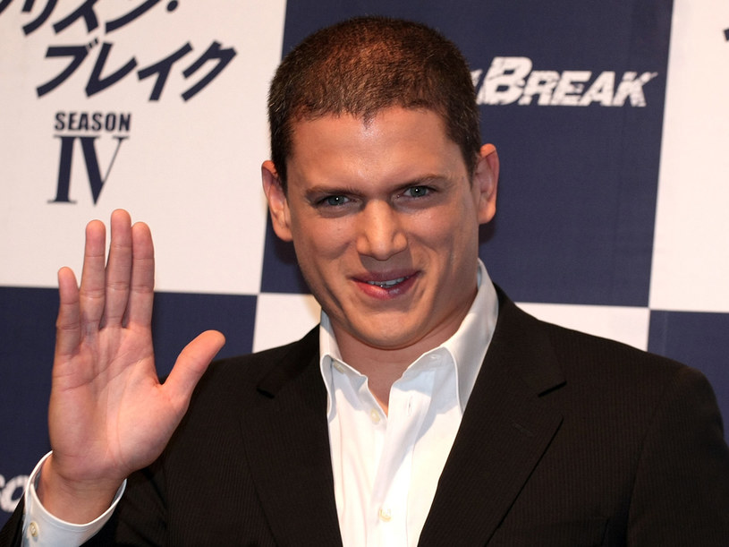 Rozważny i romantyczny Wentworth Miller /Getty Images/Flash Press Media