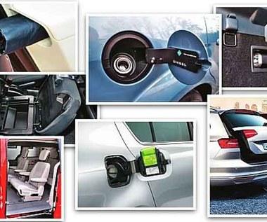 Rozwiązania do powielania – 17 funkcjonalnych rozwiązań w autach używanych