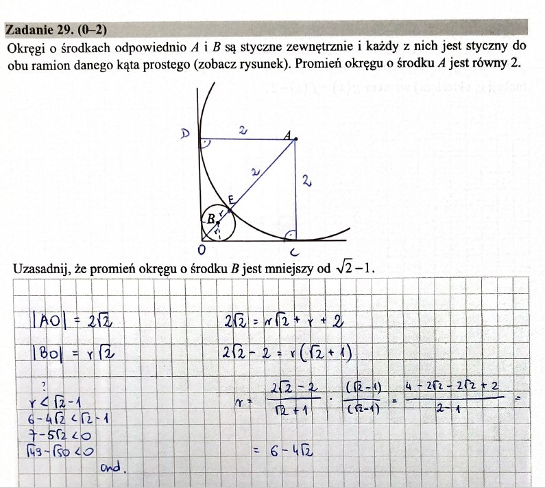 Rozwiązanie zadania 29 /INTERIA.PL