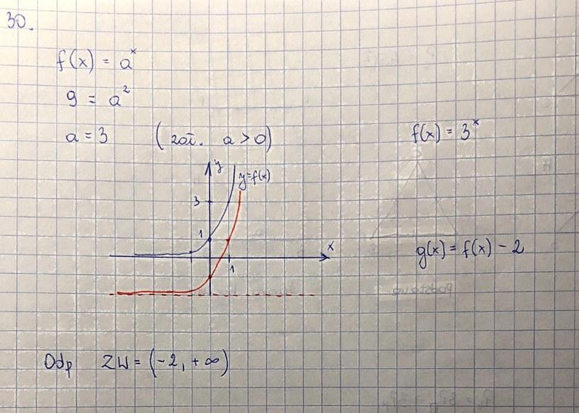 Rozwiązanie zadania 30 /INTERIA.PL