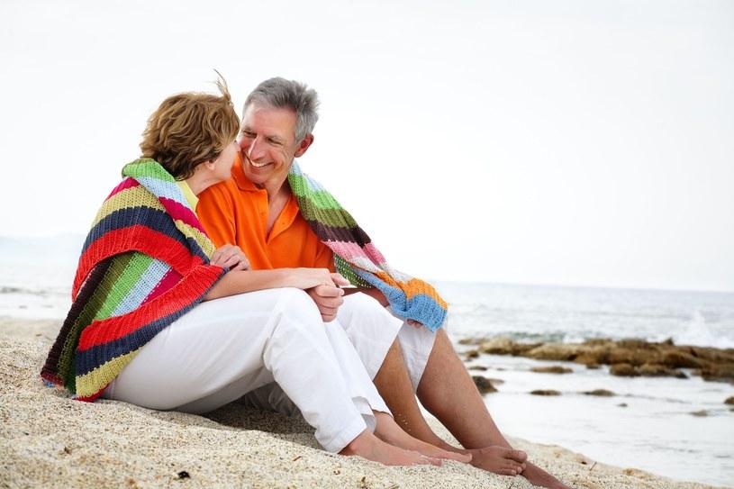 Rozwody po 50-ce to coraz częstsze zjawisko /123RF/PICSEL