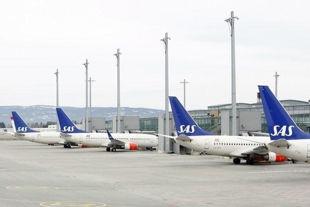 Rozwój lotnictwa pasażerskiego sprawia, że trzeba jak najszybciej rozbudować port lotniczy w Oslo /AFP