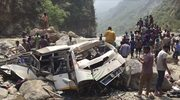 RPA: Katastrofa mikrobusa. Zginęło 20 uczniów