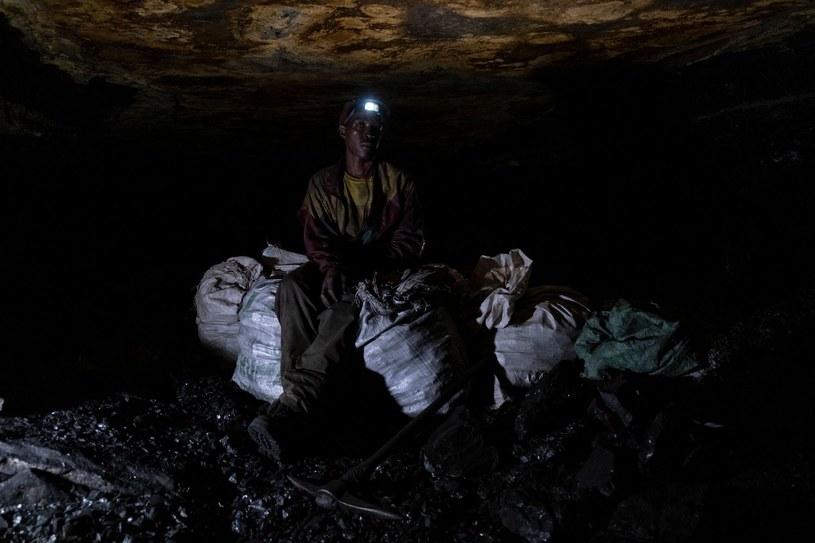RPA znaczący rynek wydobycia węgla /AFP