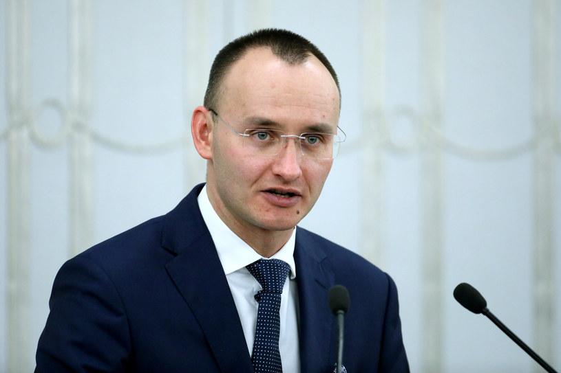 RPD Mikołaj Pawlak /Fot. Piotr Molecki /East News